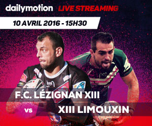 Rectangle streaming FCL XIII - XIII Limouxin