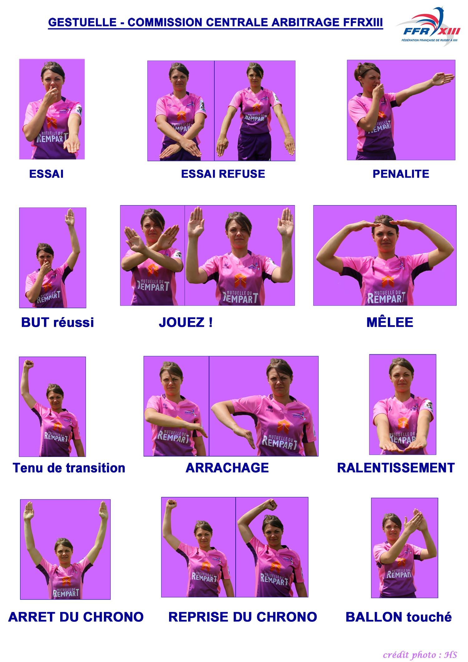 gestuelle arbitre page 1 050615