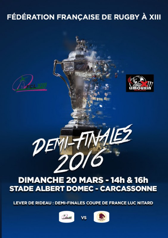 Demi-finales 2